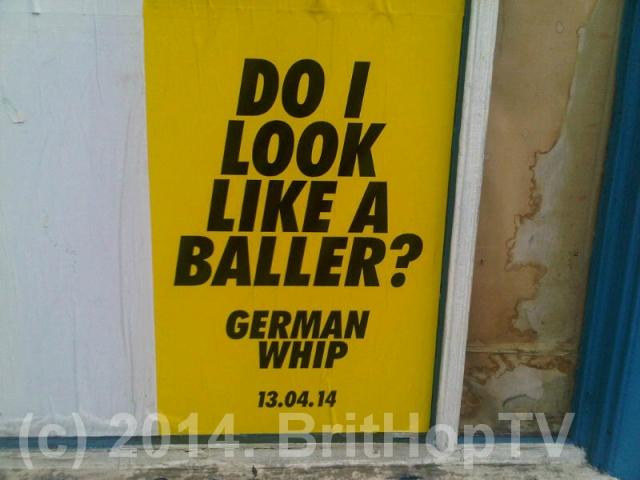 Do look like a B WM