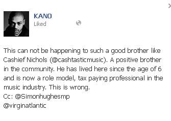 Kano Cahtastic edit