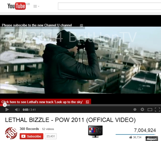 LETHAL BIZZLE  Pow 7M