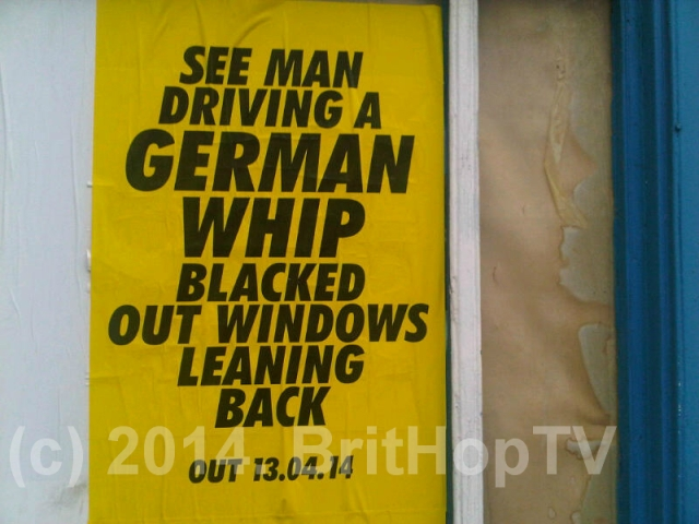 See man driving GM WM