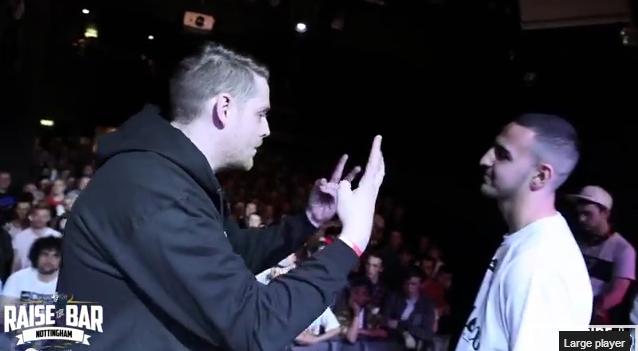 BRITHOPTV: [Battle Video] Zen ( @ZenLeeds) Vs Sensa ( @Sensauk) [ @DontFlop] | UK HipHop UK Rap Battle
