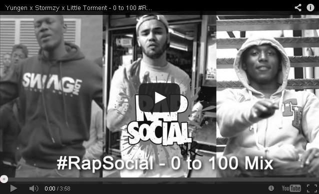 BRITHOPTV- [DJ Mix] Yungen ( @YungenPlayDirty) x Stormzy ( @Stormzy1) x Little Torment ( @littleTorment) – ' #RapSocialMix' - [ @RapSocial] - UK Rap UKHipHop