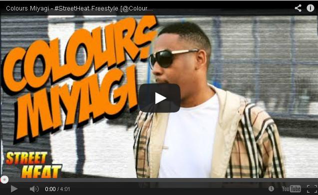 BRITHOPTV- [Freestyle Video] Colours Miyagi ( @ColoursMiyagi) – #StreetHeat Freestyle - #UKRap #UKHipHop