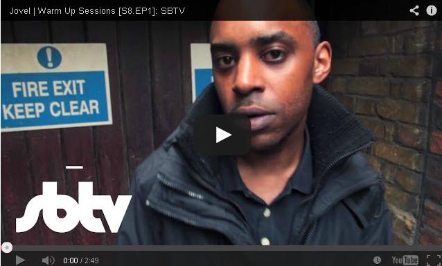 BRITHOPTV- [Freestyle Video] Jovel ( @JovelMusic) – ' #WarmUpSessions' [SBTV S8.EP01] - Grime UK Rap