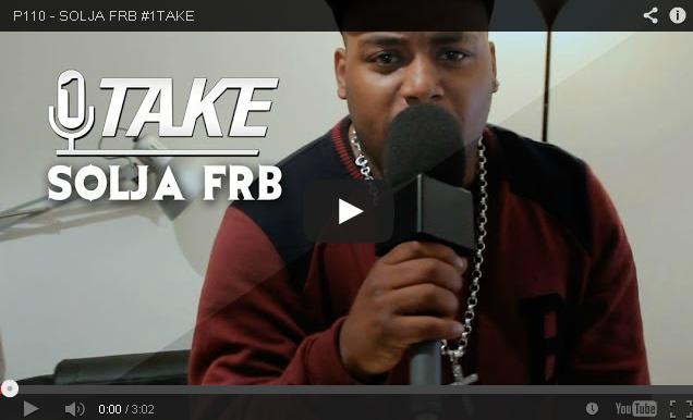 BRITHOPTV- [Freestyle Video] SolJa FRB (Anton_solja) – #1TAKE #Freestyle [ @P110Media] - Grime.