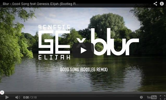 BRITHOPTV- [Music Video] Blur ( @Blur) – 'Good Song feat Genesis Elijah ( @GenesisElijah)' (Bootleg Remix) - UKRap UK Hip Hop