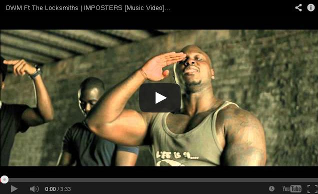 BRITHOPTV- [Music Video] DWM ( @tytydwm) – 'ImpostersFt The Locksmiths ( @locksmithsldn)' [ @MCTVUK] - UK Rap UK HipHop.