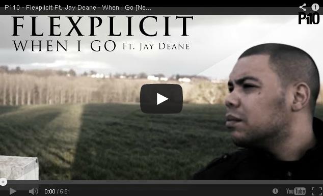 BRITHOPTV- [Music Video] Flexplicit ( @Flexthetruth) – 'When I Go Ft. Jay Deane' - UK Rap UK Hip Hop
