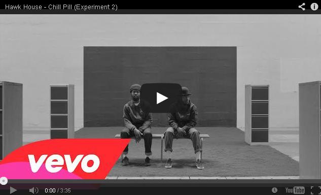 BRITHOPTV- [Music Video] Hawk House ( @Hawkhouse) – Chill Pill (Experiment 2) - UK Rap UK Hip Hop