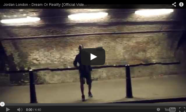 BRITHOPTV- [Music Video] Jordan London ( @JLJordanLondon) – 'Dream Or Reality' - UK Rap UK HipHop.