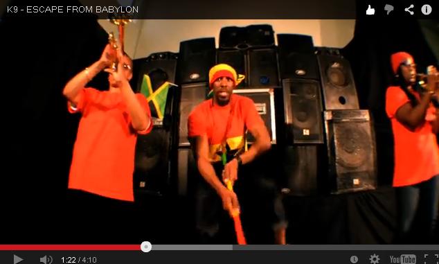 BRITHOPTV- [Music Video] K9 ( @K9London) – 'Escape From Babylon' - UK Rap UK HipHop