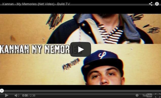 BRITHOPTV- [Music Video] Kannan ( @KannanScumFam) – 'My Memories' [Build TV - Dir. @itsJaymalD] - UK Rap UK HipHop.