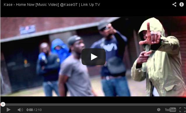 BRITHOPTV- [Music Video] Kase ( @KaseGT ) – 'Home Now' - UK Rap UK HipHop
