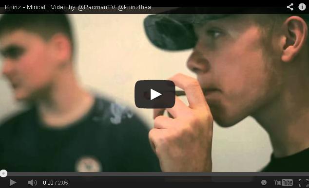 BRITHOPTV- [Music Video] Koinz ( @koinztheartist) – 'Mirical' - UKRap UK Hip Hop.