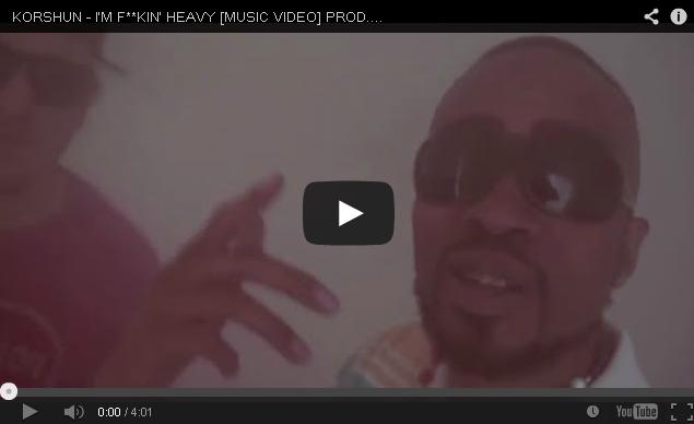 BRITHOPTV- [Music Video] Korshun ( @Korshun) – 'I'm F--kin Heavy' [ @session600 ] - UKRap UK Hip Hop