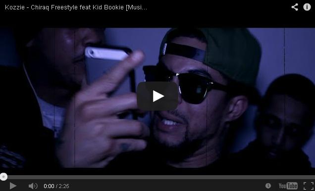 BRITHOPTV- [Music Video] Kozzie ( @OfficialKozzie) – 'Chiraq Freestyle feat Kid Bookie ( @kidbookie)' Grime - UKRap