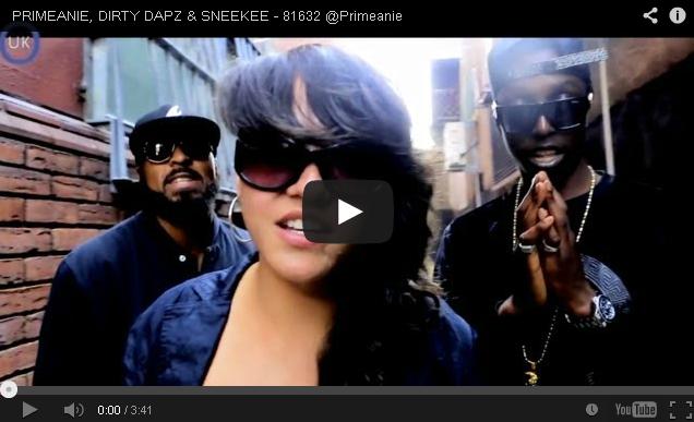 BRITHOPTV- [Music Video] Primeanie (@Primeanie), Dirty Dapz ( @DirtyDapzGFE), Sneekee ( @SneekeeOMG) – '81632 '- #UKRap #UKHipHop.