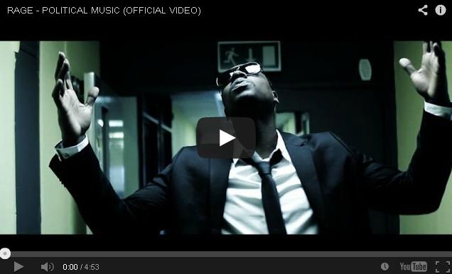 BRITHOPTV- [Music Video] Rage ( @RageSlewMafia) – 'Political Music' [Dir. @GlobalFaction] - UK Rap UK Hip Hop