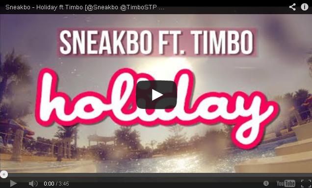 BRITHOPTV- [Music Video] Sneakbo ( @Sneakbo) – 'Holiday ft Timbo ( @TimboSTP)' - UK Rap UK HipHop