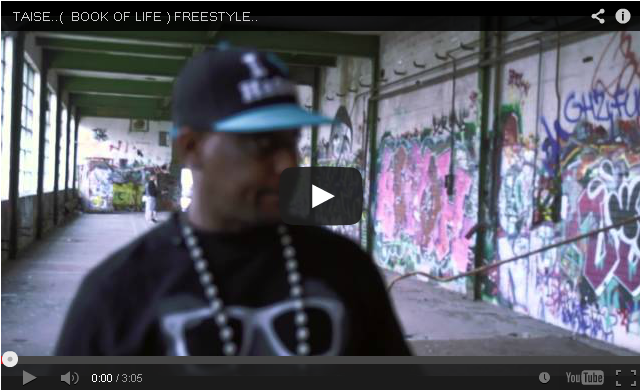 BRITHOPTV- [Music Video] Taise ( @taisegbear) – 'Book Of Life Freestyle' - UK Rap UK Hip Hop -