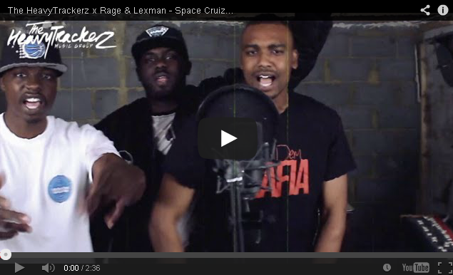 BRITHOPTV- [Music Video] The Heavy Trackerz ( @HeavyTrackerz) Rage ( @RageSlewMafia) x Lexman ( @TheRealLexman) – 'Space Cruizer'- Grime