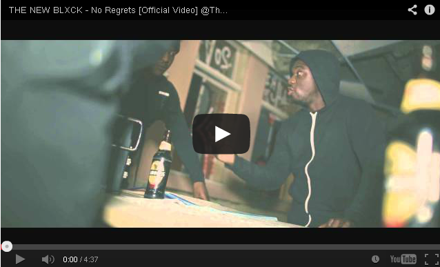 BRITHOPTV- [Music Video] THE NEW BLXCK ( @TheNewBlxck) – 'No Regrets' - #UKRap #UKHipHop.