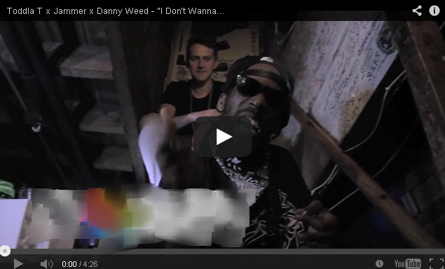 BRITHOPTV- [Music Video] Toddla T ( @TODDLAT- ) Jammer ( @JammerBBK) Danny Weed ( @RealDannyWeed) – ' I Don't Wanna Hear That'- Grime.