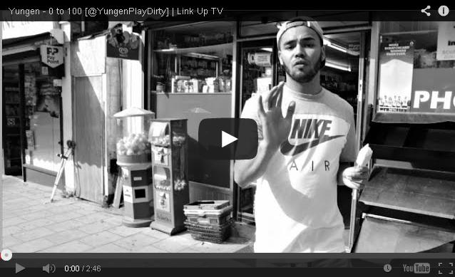 BRITHOPTV- [Music Video] Yungen ( @YungenPlayDirty) – '0 to 100′ - UK Rap UK Hip Hop.