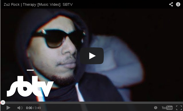 BRITHOPTV- [Music Video] Zuz Rock ( @zuzrock) – 'Therapy'- UK Rap UK Hip Hop.
