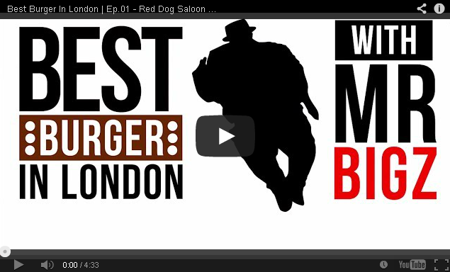 BRITHOPTV- [Web Show] Bigz ( @MrBigzOfficial) – #BestBurgerInLondon – Red Dog Saloon [S1-E01] [GRM Daily] - Grime