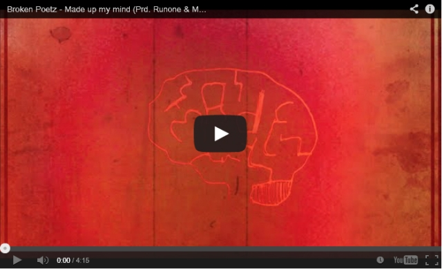 BRITHOPTV: [Music Video] Broken Poetz ( @brokenpoetz1)  - 'Made up my mind (Prd. Runone & Molotov)'    #UKRap #UKHipHop