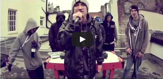 BRITHOPTV: [Music Video] BVA ( @bva3) - It's A Mad World Feat. @MrFliptrix, Cracker Jon & @DJSammyBSide ' [ Prod. @MCLeafDog]  | #UKRap #UKHipHop