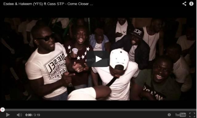 BRITHOPTV: [Music Video] Esdee ( @EsDee_YFS) & Hakeem ( @HAKEEM_YFS)  -  'Come Closer (BADDOBBQ) ft Cass STP' | UK Rap UK Hip Hop