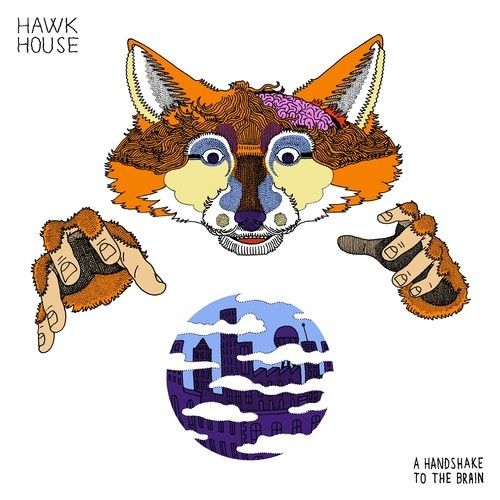 BRITHOPTV: [New Release] Hawkhouse  ( @HawkHouse) - 'A Handshake To the Brain'  E.P. OUT NOW! [Rel. 23/06/14]   UK Rap UK HipHop