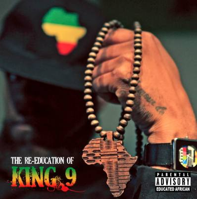 K9 - The Re-Education of King9 Hip-Hop Rap