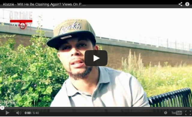 BRITHOPTV: [Video Interview] @OfficialKozzie - Will he be clashing again? Views @KingPMoney) Vs @BigHOfficial | #Grime