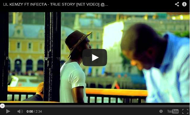 BRITHOPTV: [Music Video] Lil Kemzy ( @KemzyHabba) - 'True Story Ft. Infecta ( @ImagineNInspire)'  [ @TVTOXIC] | #UKRap #UKHipHop