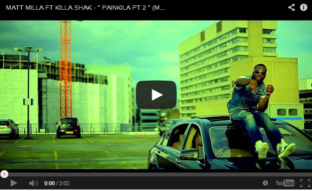 BRITHOPTV: [Music Video] Matt Milla ( @MattMilla45) - 'PainKila PT2 Ft Killa Shak ( @DrealkillaOCB )' [ @TVToxic]   UK Rap UK Hip-Hop