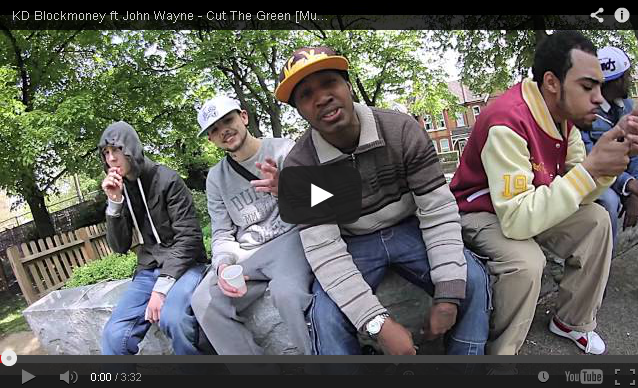[Music Video] KD Blockmoney ( @KDBlockmoney) – 'Cut The Green ft John Wayne ( @JohnnyLaLaLa)'