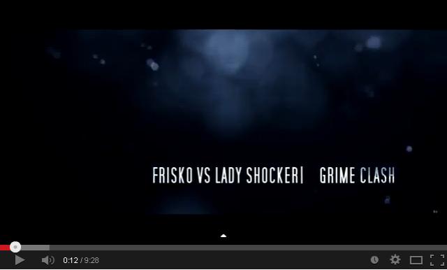 WAW Clash Lady Shocker
