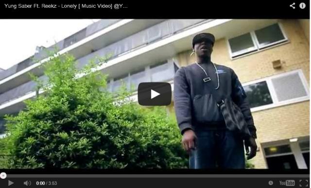 BRITHOPTV: [Music Video] Yung Saber ( @YungSaber) - 'Lonely Ft. Reekz (@ReekzOSW)'  [ @Pressplay_uk ]   UK Rap UK HipHop