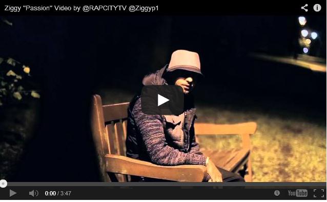BRITHOPTV: [Music Video] Ziggy ( @Ziggyp1 ) - 'Passion'  [ @RAPCITYTV ] | UK Rap UK HipHop