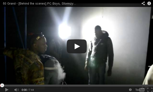 BRITHOPTV- [Behind The Scenes] 50 Grand Video shoot- PC Boys, Stormzy ( @Stormzy1), Section Boyz ( @SectionBoyz) & Yung Fume ( @Yung_Fume), Seejay100 ( @Call_Me100) - #UKRap #UkHipHop