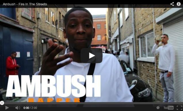 BRITHOPTV- [Freestyle Video] Ambush ( @AmbushSMG - ) – #StreetHeat Freestyle - #UKRap #UKHipHop