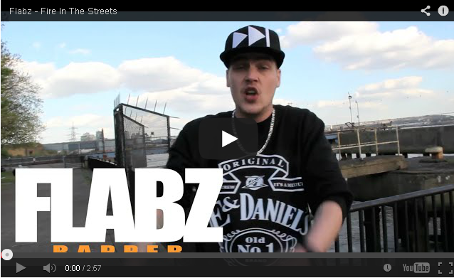 BRITHOPTV- [Freestyle Video] Flabz (@flabbadabbadoo) – ' #FireInTheStreets' [ @CharlieSloth] - #UKRap #UKHipHop