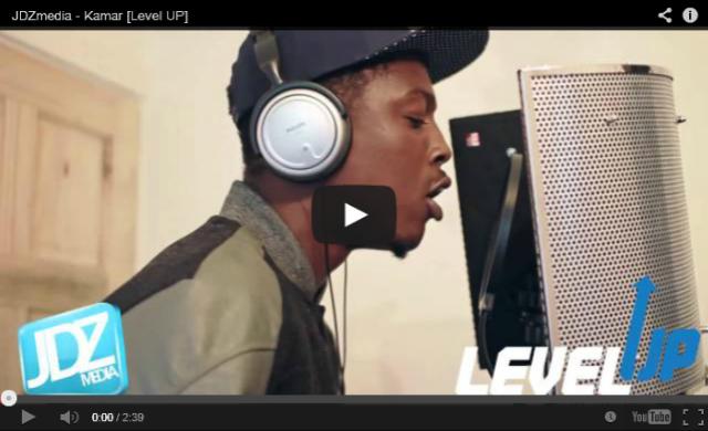 BRITHOPTV- [Freestyle Video] Kamar ( @Kamarofficial ) – ' #LevelUp #Freestyle' [ @JDZMedia] - #Grime