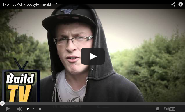 BRITHOPTV- [Freestyle Video] MD – ' #50kg Freestyle' [Build TV - Dir. @itsJaymalD ] #Grime.