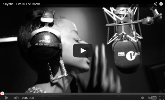 BRITHOPTV: [Freestyle Video] Shystie (@IamShystie) - ' #FireInTheBooth' [ @CharlieSloth] | #UKRap #UKHipHop