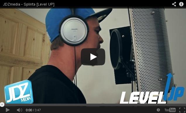 BRITHOPTV- [Freestyle Video] Splinta (@ARTISTSPLINTA) – ' #LevelUp #Freestyle' [ @JDZMedia] - #Grime.