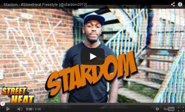 BRITHOPTV- [Freestyle Video] Stardom (@stardom2013) – #StreetHeat Freestyle - #UKRap #UKHipHop